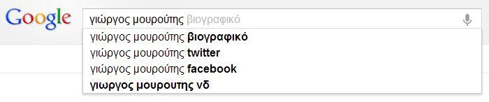 μουρούτης google