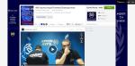 screencap του καναλιού livestream της Χρυσής Αυγής στο σημείο που φαίνεται ο Ηλίας Κασιδιάρης να σνιφάρει κάτι από το στυλό του