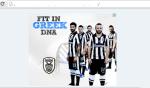 """screencap ηλεκτρονικής διαφήμισης για την μπουτίκ του ΠΑΟΚ με κείμενο """"Fit in Greek DNA"""""""
