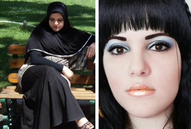 φωτογραφία από το το Ex-Hijabi Fashion Photo Journal